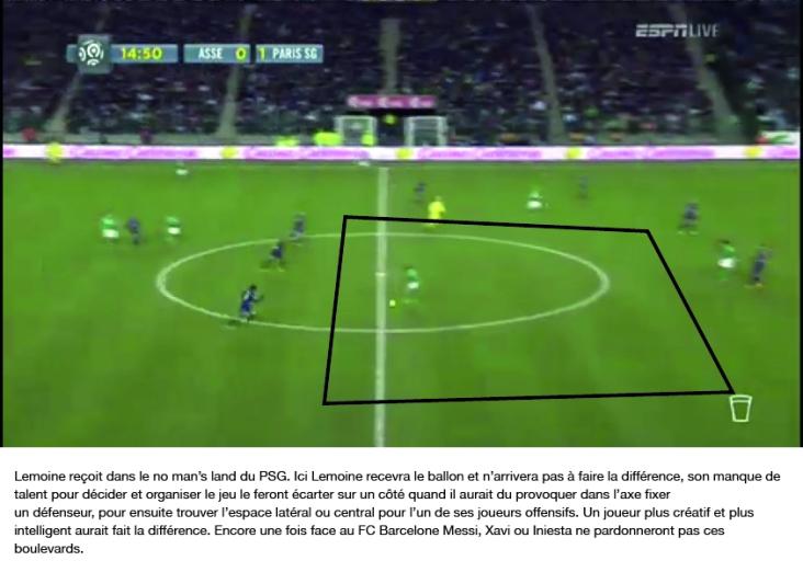 St Etienne PSG analyse 2