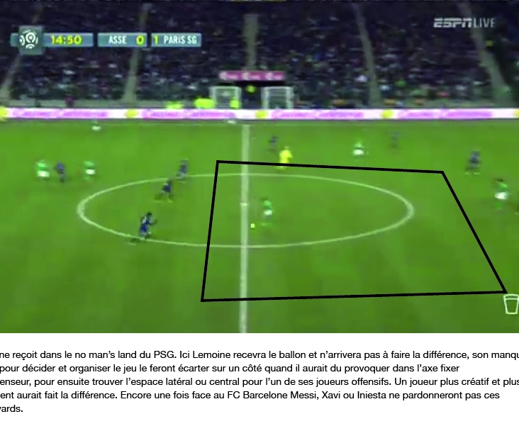 St Etienne PSG analyse 2